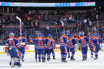 The Oilers should be primed to make the playoffs this season, but it will be a long shot.