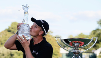 Henrik Stenson won the Tour Championship and the FedEx Cup.