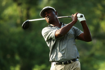 Vijay Singh used illegal Deer Antler Spray.