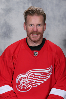 Longtime Ottawa captain Daniel Alfredsson signed as a free agent with Detroit.