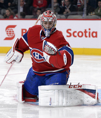 Carey Price is Montreal's X-factor this season.