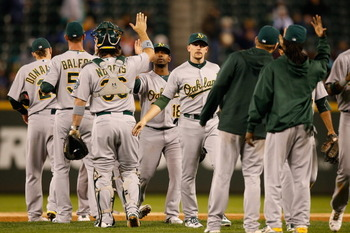 Is this the year the A's win it all in October?