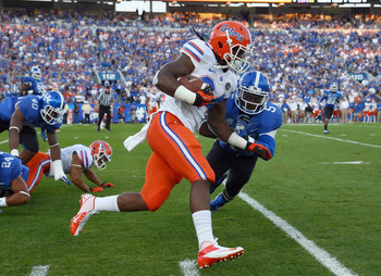 RB Matt Jones, Florida