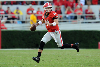UGA QB Aaron Murray