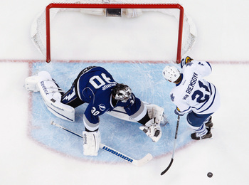 The Lightning will ask Ben Bishop to shoulder a heavy load and propel the team to success.