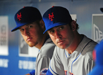 With Dan Wheeler and Matt Harvey the future looks bright for the Mets