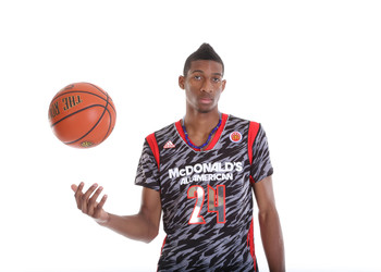 Marcus Lee is the lowest-ranked McDonald's All-American in Kentucky's loaded class.