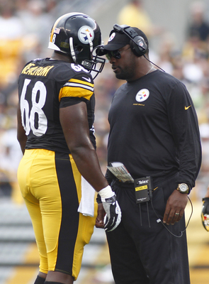 Kelvin Beachum is on his way to replacing Mike Adams at left tackle.