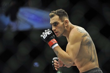 Tony Ferguson won The Ultimate Fighter 13 but got busted down after his loss to Michael Johnson.
