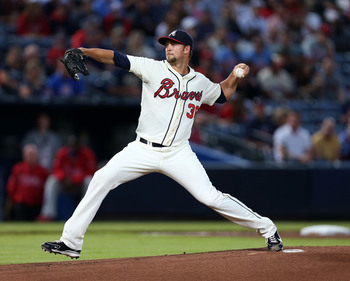Braves lefty Mike Minor will pitch Game 2.