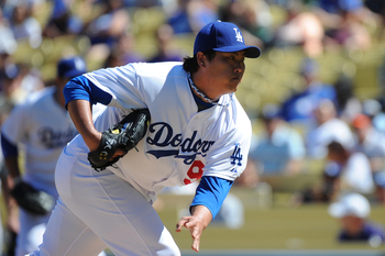 Dodger rookie Hyun-jin Ryu will toe the rubber in Game 3.