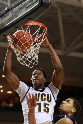 VCU's Juvonte Reddic averaged a career-best 14.6 points and 8.1 rebounds last year.