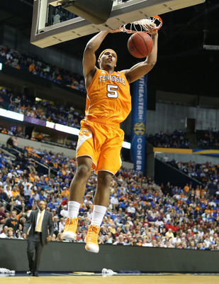 Jarnell Stokes averaged 12.4 points and 9.6 rebounds per game last season as a sophomore.