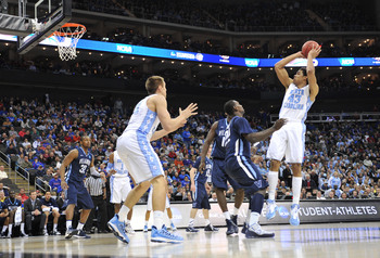 An over-reliance of jump shots has been one troubling aspect of James Michael McAdoo's game.
