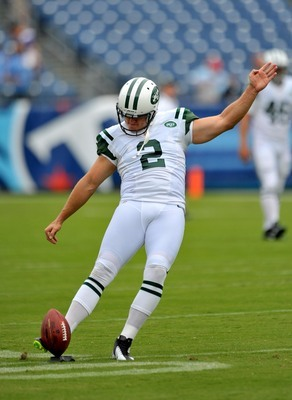 Opponents have only returned five of Nick Folk's first 17 kickoffs.