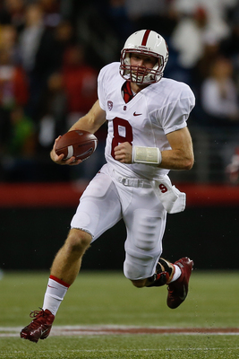 Stanford quarterback Kevin Hogan against Washington State in Seattle last week.