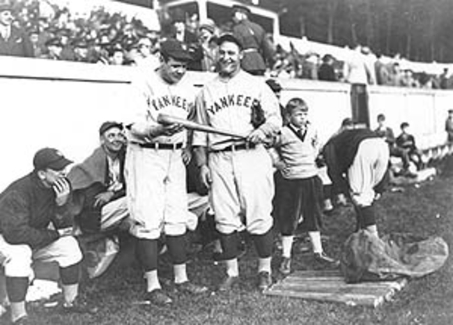 Babe_ruth__lou_gehrig_at_west_point_1927_crop_650