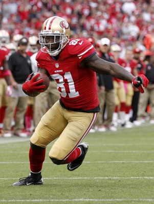 Anquan Boldin has been the 49ers' only real threat at the wide receiver position.