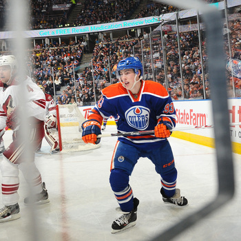 If Ryan Nugent-Hopkins can stay healthy, he should prove how valuable he is to the team and to the offense.