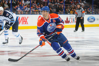 Edmonton needs Jordan Eberle to recapture his form from the 2011-12 season.