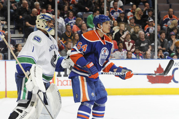 Nail Yakupov will continue to grow this season and could have a breakout season.