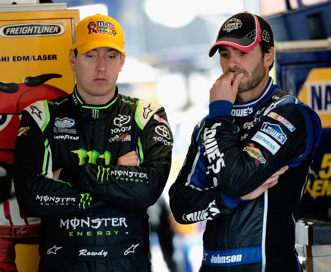 Hi-res-183156438-kyle-busch-driver-of-the-m-ms-toyota-and-jimmie-johnson_crop_650