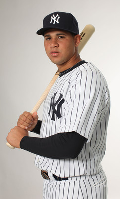 Gary Sanchez is one of just a handfull of prospects the Yankees have in the minor league system.