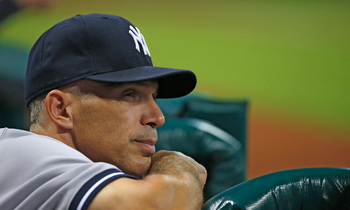 Is Joe Girardi looking to manage elsewhere in 2014?