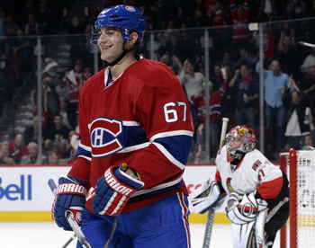 Max Pacioretty and his linemates are off to a slow start this season.