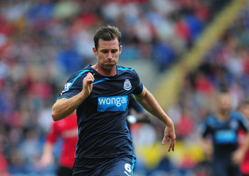 Mike Williamson has had a positive effect on Newcastle's defence recently.