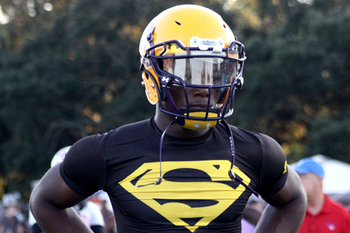 Louisiana WR Speedy Noil is likely to land in the SEC. (247Sports)