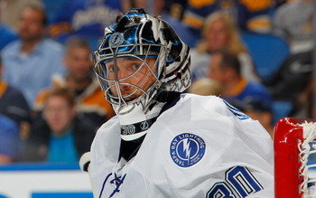 Ben Bishop is 2-0 and the Tampa Bay goaltending situation doesn't appear to be in such dire straits anymore.