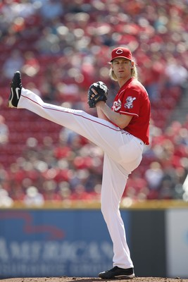 Bronson Arroyo had a great year for the Reds.