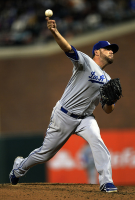 Ricky Nolasco helped the Dodgers reach the playoffs.
