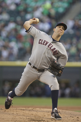 Ubaldo Jimenez had an excellent year for the Indians.