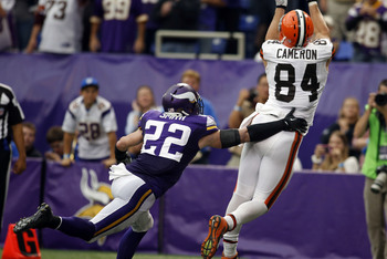 Harrison Smith allowed the go-ahead touchdown against the Cleveland Browns.
