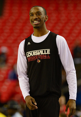 Expect Russ Smith to have a big senior year.