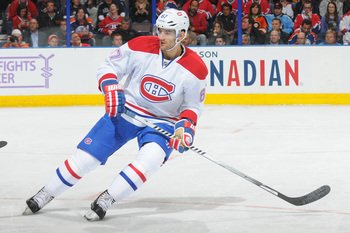 Montreal Canadiens forward Max Pacioretty.