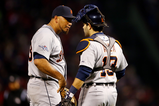 Hi-res-184261320-joaquin-benoit-and-alex-avila-of-the-detroit-tigers_crop_650