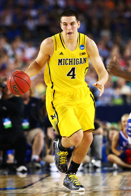 Mitch McGary's back injury is likely going to hamper him out of the gate.