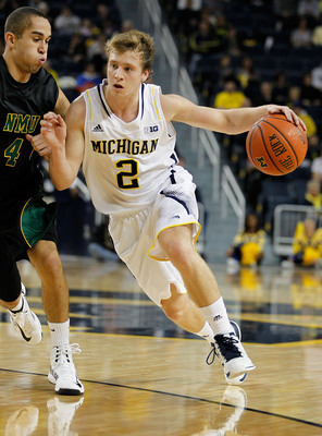 Spike Albrecht's hopes of starting just went up.