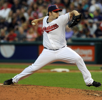Matt Albers was solid for the Indians in 2013.