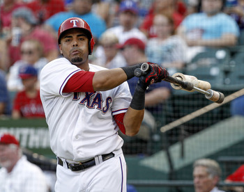 Nelson Cruz would provide the Mets with much needed power
