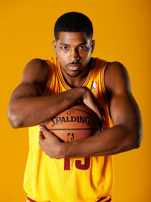 Cavaliers forward Tristan Thompson looks to do some major damage on the glass this season.