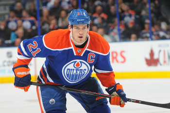 Andrew Ference has been an invisible captain for the Oilers thus far into 2013-14.