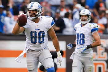 Fauria is becoming a red-zone threat.