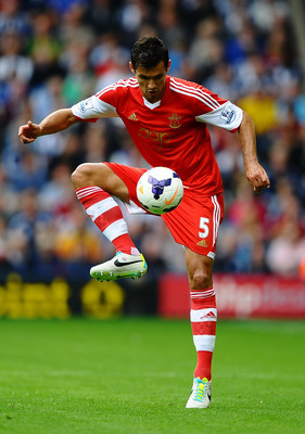 Dejan Lovren has proven to be a tremendous signing for the Saints so far.