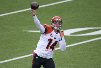 Andy Dalton needs to become more efficient to ensure the Bengals offense scores more points