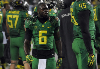 Oregon RB De'Anthony Thomas