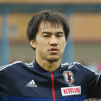 Hi-res-184678299-shinji-okazaki-of-japan-looks-on-prior-to-the_display_image